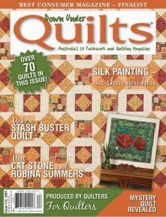 Down Under Quilts issue 112 2007