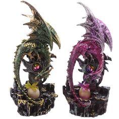 Sword+Mother+Dark+Legends+Dragon+Figurine
