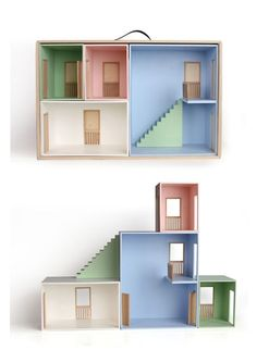box doll house