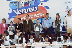 Inauguran el Curso vacacional Verano Activo 2015 ~ Ags Sports