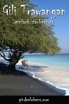Die Gilis – Gili Trawangan, Meno und Air – liegen an der Nordwestküste von Lombok. Wir besuchen die größte der 3 Inseln, Gili Trawangan. Ein Paradies für Taucher und Schnorchler. Hier gibt es auch traumhafte Sonnenuntergänge...
