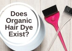 I get this question all the time, does organic hair dye exist? I'm giving you my straight forward answer, backed by research and giving you some options. Organic Hair Dye, Organic Colour Systems, Dying Your Hair, Color Your Hair, Color Lines, Grey Hair, Allergies, Shake, Natural