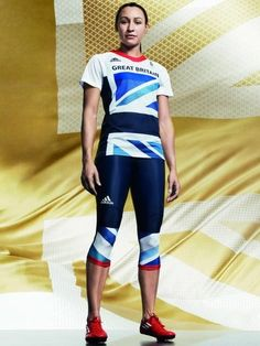 I really like the Team GB Olympic kit - I particularly fancy a pair of these running leggings.