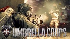 Umbrella Corps Full PC Game Download PC Télécharger