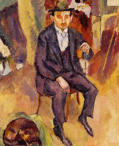 Women Paintings by Jules Pascin (1885 – 1930)