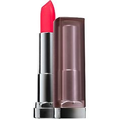 Maybelline Color Sensational Creamy Matte Lipstick in All Fired Up