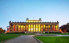 Conheça a Ilha dos Museus em Berlim   | altes museum berlim