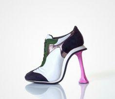 29 pazzi modelli di scarpe col tacco