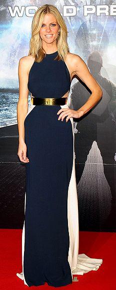 Dress - Stella McCartney Jewelry - Bulgari Shoes - Jimmy Choo