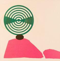 Lithographie - Enrico Baj - Nous nous