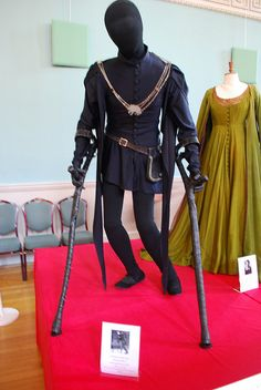 Bath's Museum of Fashion - Richard III by Kylee-Anne, via Flickr