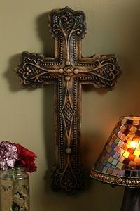 Saint's Stone Cross | English Ivy Gifts