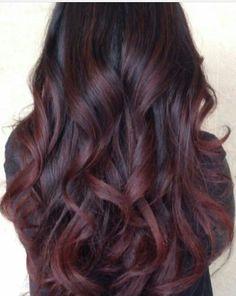 Fall hair color?