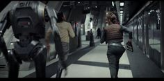 Jyn Erso... That booty tho