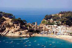 Tossa de Mar, #Spanje, www.glamping-vakanties.nl/spanje
