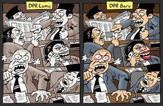 Kartun Benny, Kontan - Oktober 2014: Anggota Baru, Kelakuan Lama