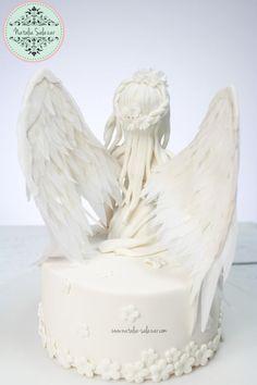 """Angelita"" Sweet Angels collaboration Collaboration, Angels, My Etsy Shop, Sweet, Etsy Shop, Candy, Angel, Angelfish"