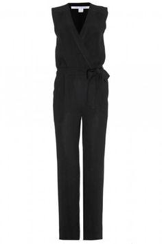 The Jumpsuit - I really must have a jumpsuit for this winter.  And who better than DVF to make one that I love.