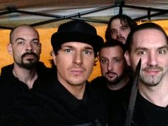 Ghost Adventures Crew (: Zak, Nick, Aaron, Billy, and Jay :)