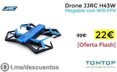 Drone JJRC H43W Wifi FPV disponible por 22 - http://ift.tt/2wJSOjN