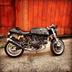 Ducati from Tron Legacy. SportClassic Sport1000.