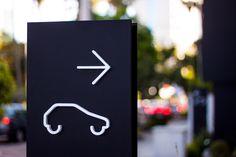 HOTEL LAGHETTO VIVERONE MOINHOS | SCENO Environmental Graphic Design Hotel Signage, Park Signage, Wayfinding Signage, Signage Design, Graphic Design Branding, Graphic Design Posters, Corporate Design, Environmental Graphic Design, Environmental Graphics