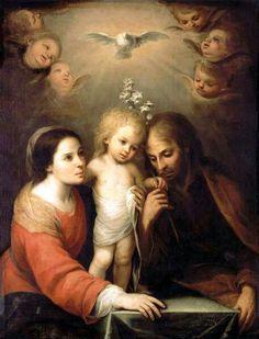 DOMINGO 28/12: Fiesta de LA SAGRADA FAMILIA DE JESÚS, MARÍA Y JOSÉ.