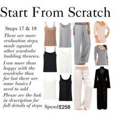 Start From Scratch - Steps 17 & 18