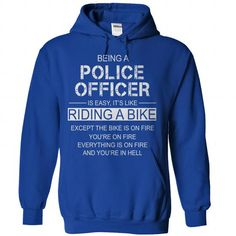 Police officer T Shirts, Hoodies. Get it now ==► https://www.sunfrog.com/LifeStyle/Limited-Edition-Police-officer-RoyalBlue-Hoodie.html?41382