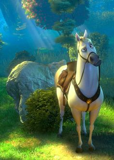 Day 11: Favorite Animal Sidekick. Maximus <3 best horse ever