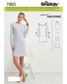 Dieses Kleid lässt sich mit wenigen Handgriffen zu etwas ganz besonderem machen.