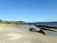 Playa de Pragueira #Sanxenxo #RíasBaixas #Galicia
