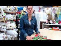 TUTORIAL # 4 PATCHWORK TECNICA CRAZY - YouTube