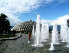 Queen Elizabeth Park - Fountain view images
