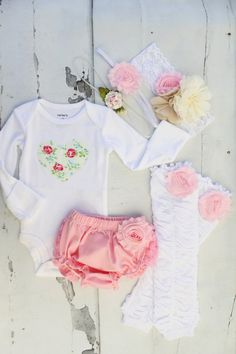 Hey, I found this really awesome Etsy listing at https://www.etsy.com/listing/87917880/newborn-baby-girl-coming-home-outfit