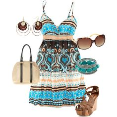 all around cute, created by amerg on Polyvore