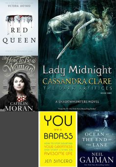 May Books - www.BookishBeauty.com