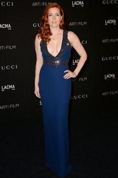 Los tacones de Karppi: Amy Adams en Gala LACMA 2014