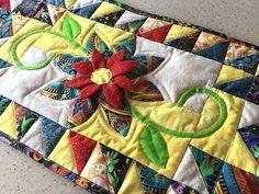Garden Gate Quilt and Table Runner Pattern