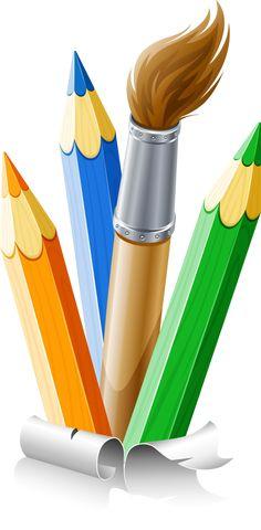 Create A Dynamic Online Presence With A Professional Web Design Company Image Crayon, School Clipart, Website Design Services, School Decorations, Art Party, Art School, Cute Drawings, Web Design, Clip Art