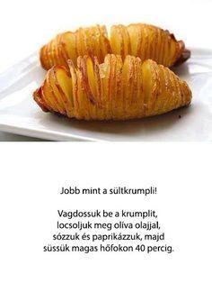 Jobb mint a sültkrumpli