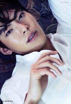 Kim Woo Bin ~ Star magazine