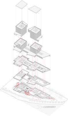 Immeuble de bureaux IGH lot D5 ZAC Seguin – Boulogne Billancourt