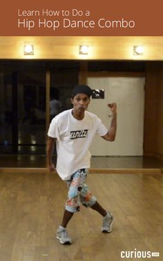 This hip hop routine covers various steps, isolations, and grooves to work on timing and put your skills to the test! With patience, you can master this combo.