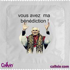 La Boutique - Bénédiction - Callvin - $1.90