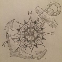 Compass and Anchor More