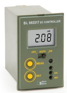 Hanna Instruments Bl983317-1 Conductivity Mini Controller, 0.00 To 10 Ms/Cm, 115/230Vac, 50/60 Hz, 0.01 Ms/Cm, 2015 Amazon Top Rated Conductivity Meters & Accessories #BISS