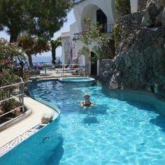 La Fenice, Positano, Amalfi Coast - my idea of paradise!