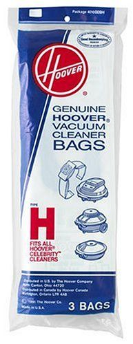 #Type H Bag - 3 #pack, 4010009H