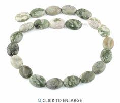 13x18MM Peace Jasper Round Gemstone Beads * $7.24
